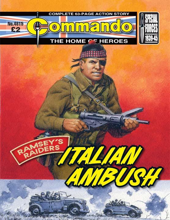 Commando 4815