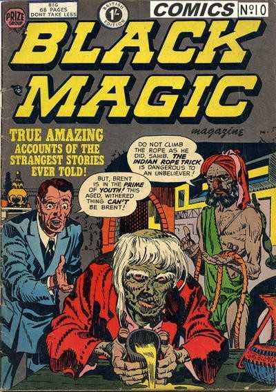 Black Magic #10