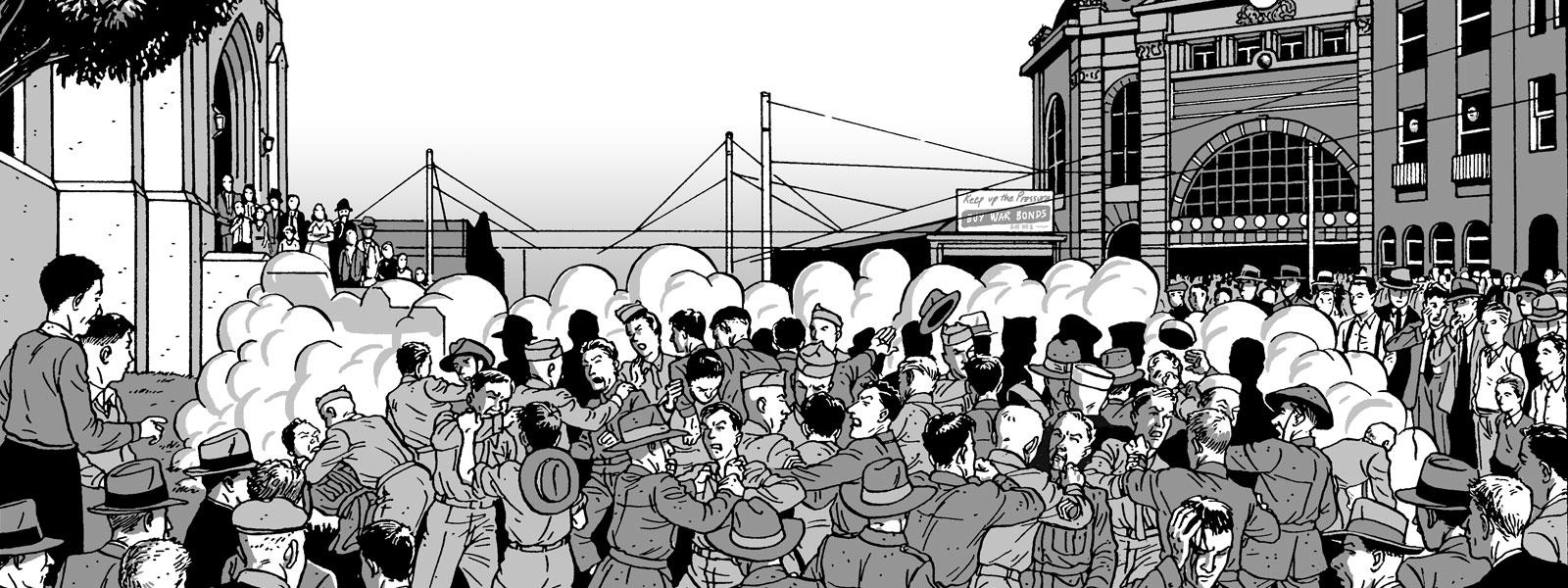 Bruce Mutard - Sample Art