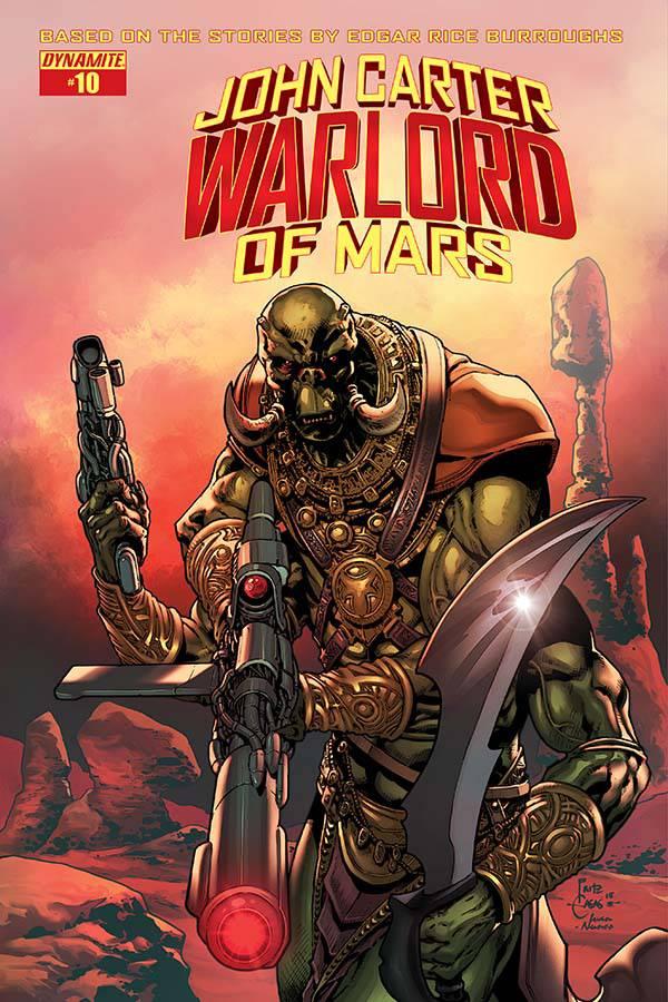 John Carter Warlord #10