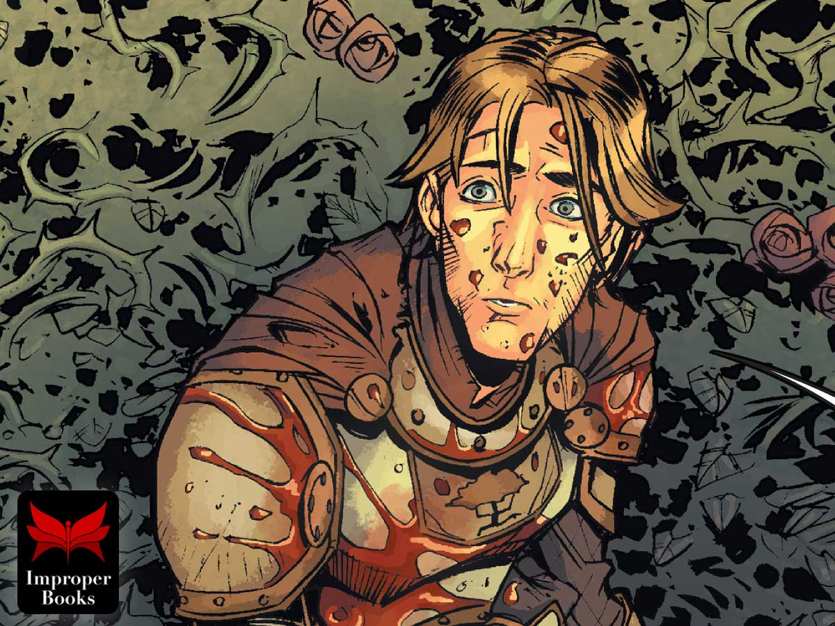 Briar Detail: The Knight