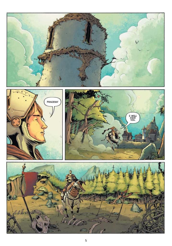 Briar Sample Page 3