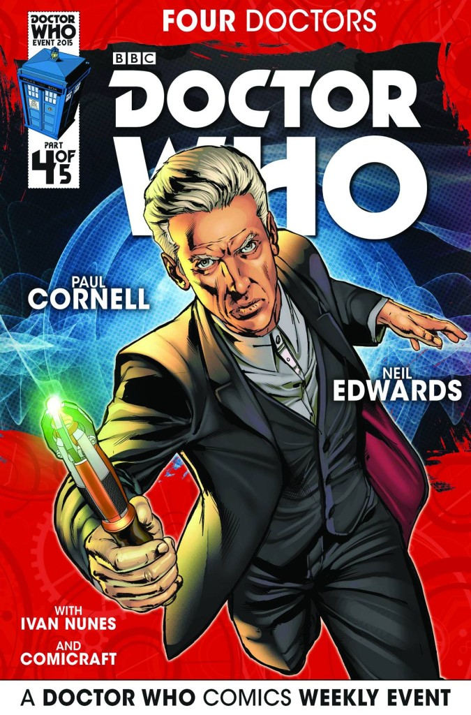 Doctor Who: Four Doctors #4