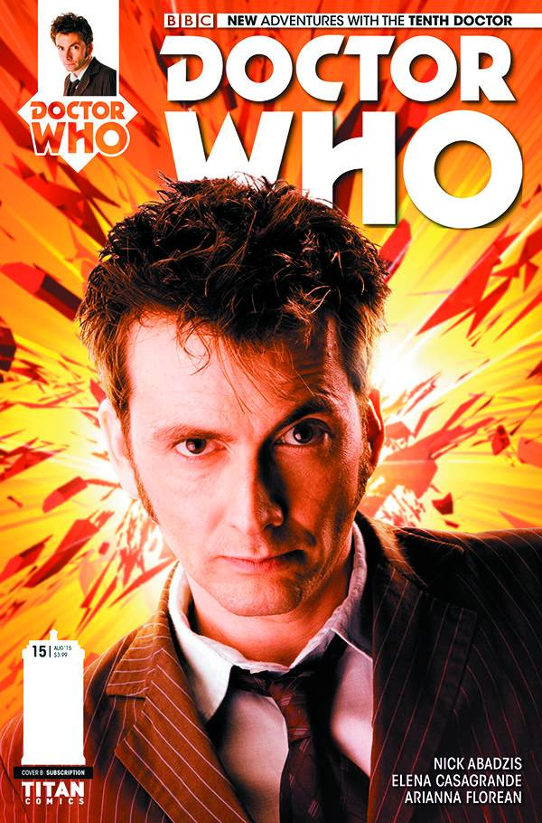 Doctor Who: The Tenth Doctor #15 - Subs