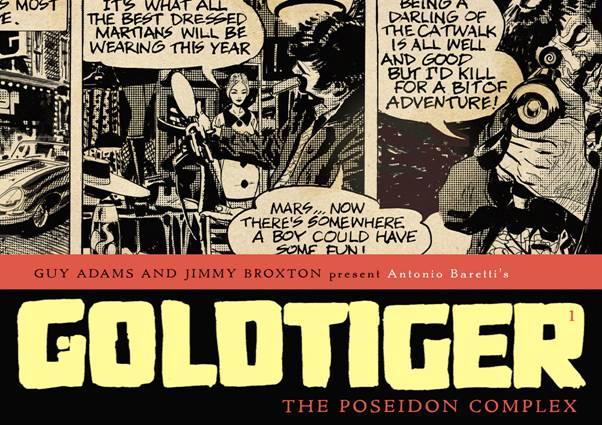 Goldtiger Cover