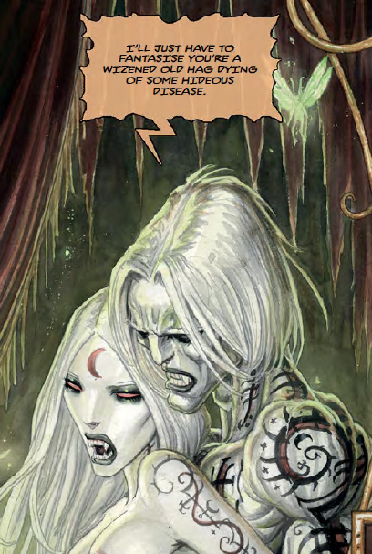 Requiem 8: The Queen of Dead Souls