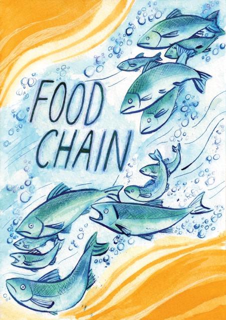 Aimee Lockwood Food Chain Cover