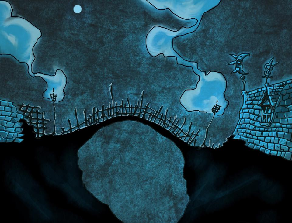 The Bridge by Mal Earl - Sample