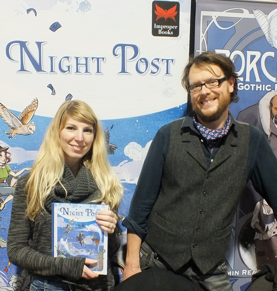 Thought Bubble 2015 N Night Post