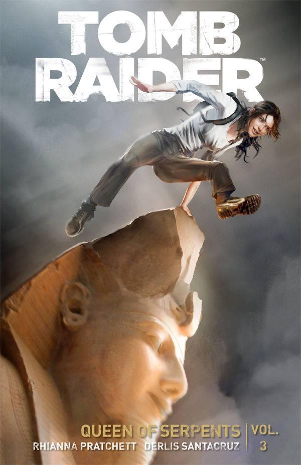Tomb Raider Trade Paperback Volume 3 Queen of Serpents