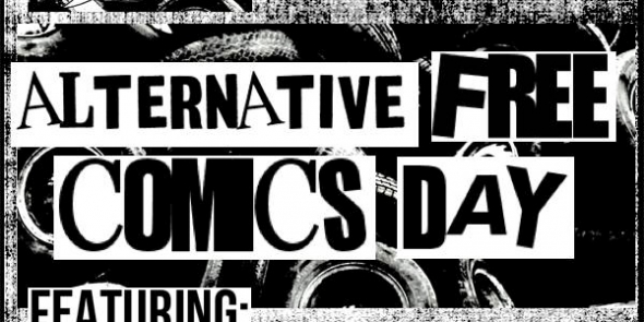 Alternative Free Comics Day 2016 Logo