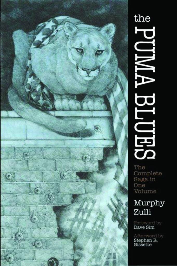Puma Blues Complete Saga Hard Cover