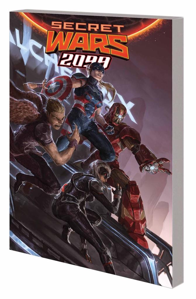 Secret Wars 2099 Trade Paperback
