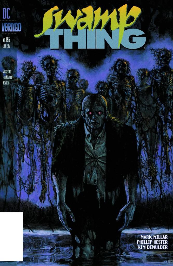Swamp Thing Darker Genesis Trade Paperback