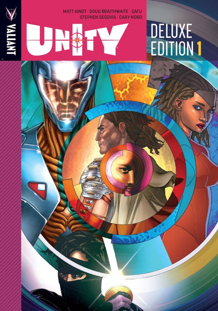 Unity Deluxe Hard Cover Volume 1