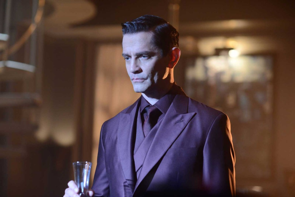 """James Frain as Theo Galavan  in Gotham's """"Damned if You Do"""""""