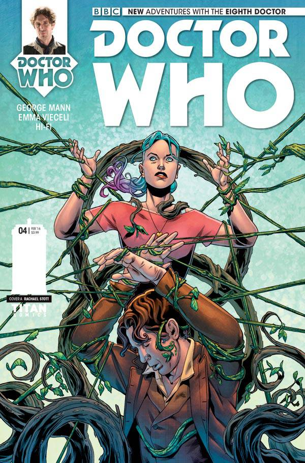 Doctor Who: The Eight Doctor #4