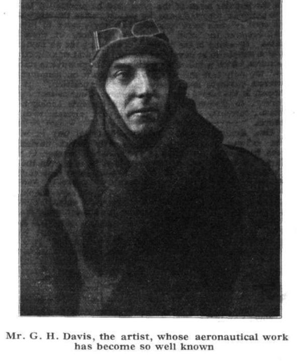 GH Davis Flight 1919