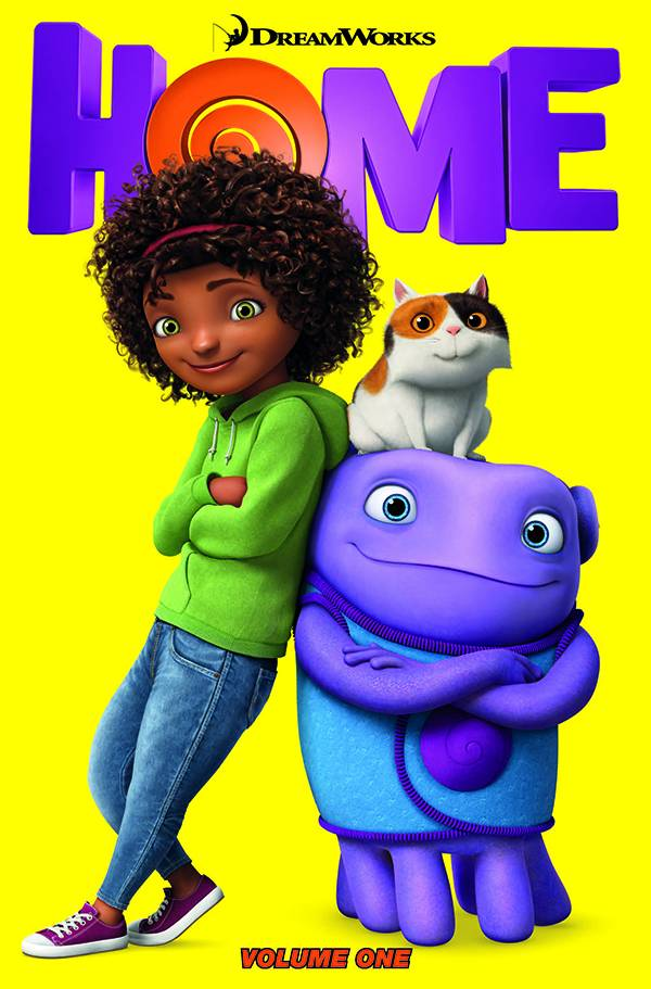 Dreamworks Home Collection Trade Paperback Volume 1