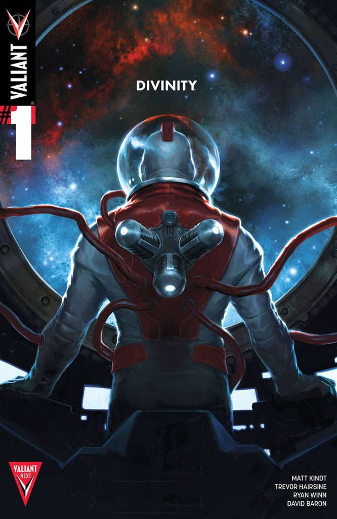 Divinity #1 One Dollar Debut