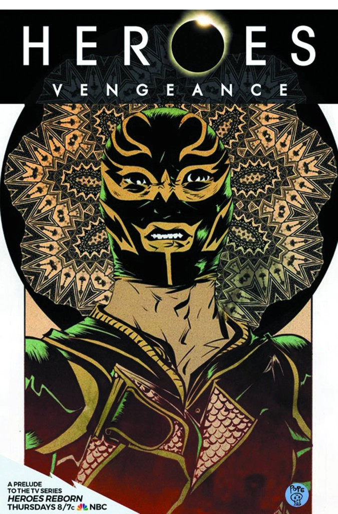 Heroes Vengeance #5