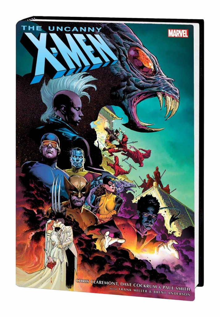 Uncanny X-Men Omnibus Hard Cover Volume 3
