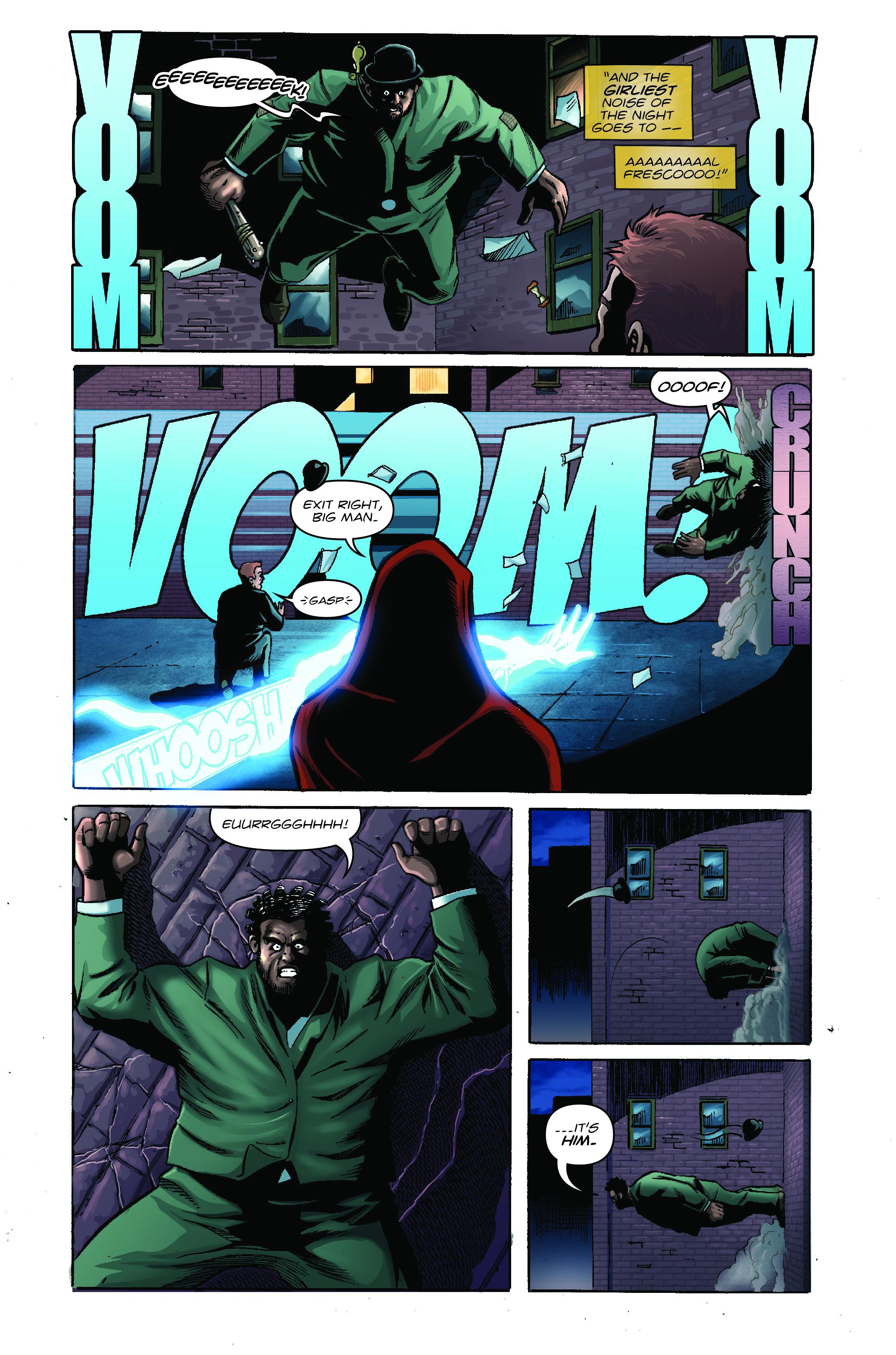 Brethren Born #2 - Page 7