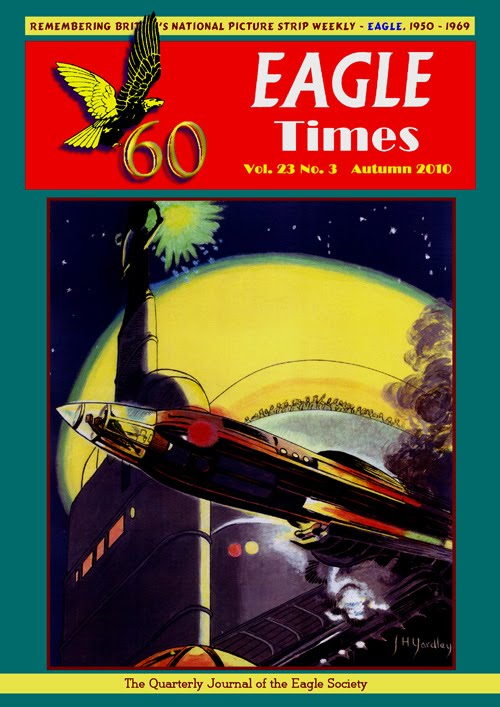 Eagle Times Volume 23, Number Three - Cover