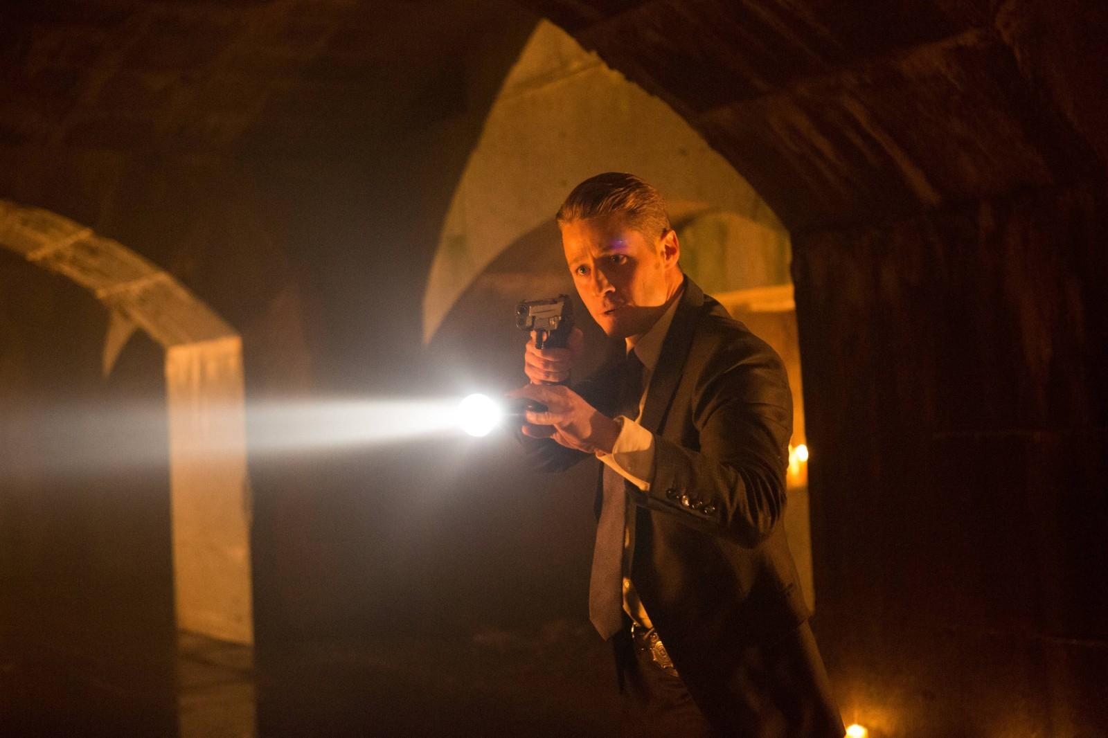 """Ben McKenzie in """"The Son of Gotham"""". Photo: Jeff Neumann/ FOX"""