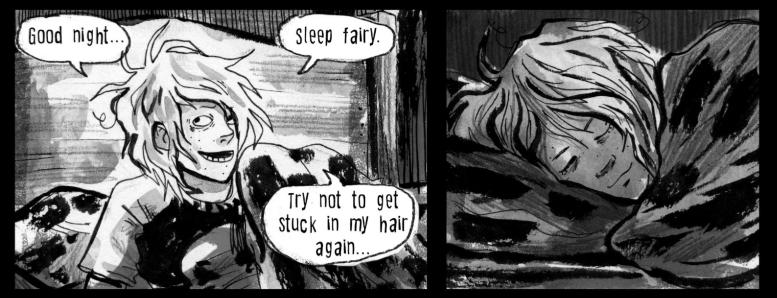 Dirty Rotten Comics Issue 7 - Sleep Fairies
