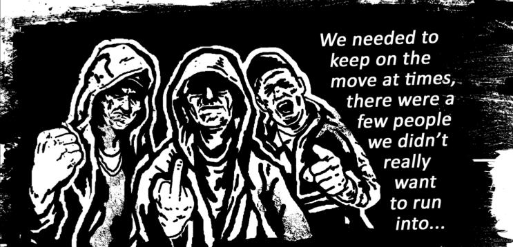 Dirty Rotten Comics Issue 7 -   Underpass