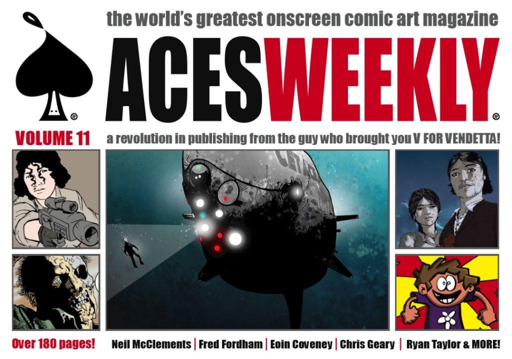 Aces Weekly Volume 11