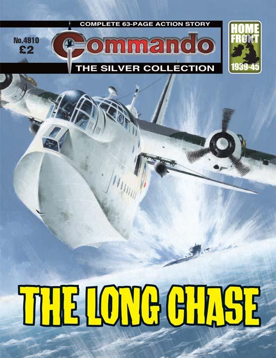 Commando No 4910 – The Long Chase