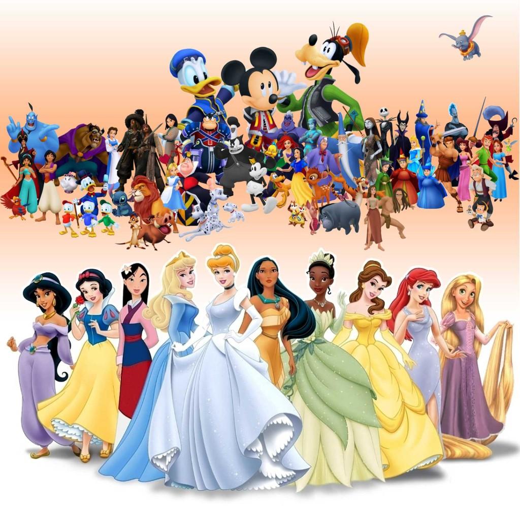 Disney Characters