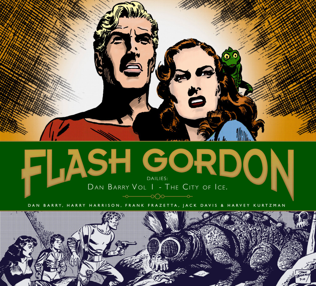 Flash Gordon Dailies: Dan Barry Vol. 1 – The City Of Ice