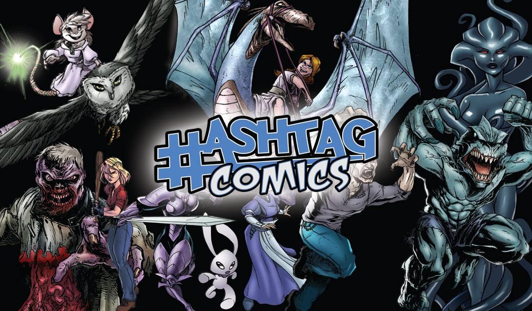 Hashtag Comics