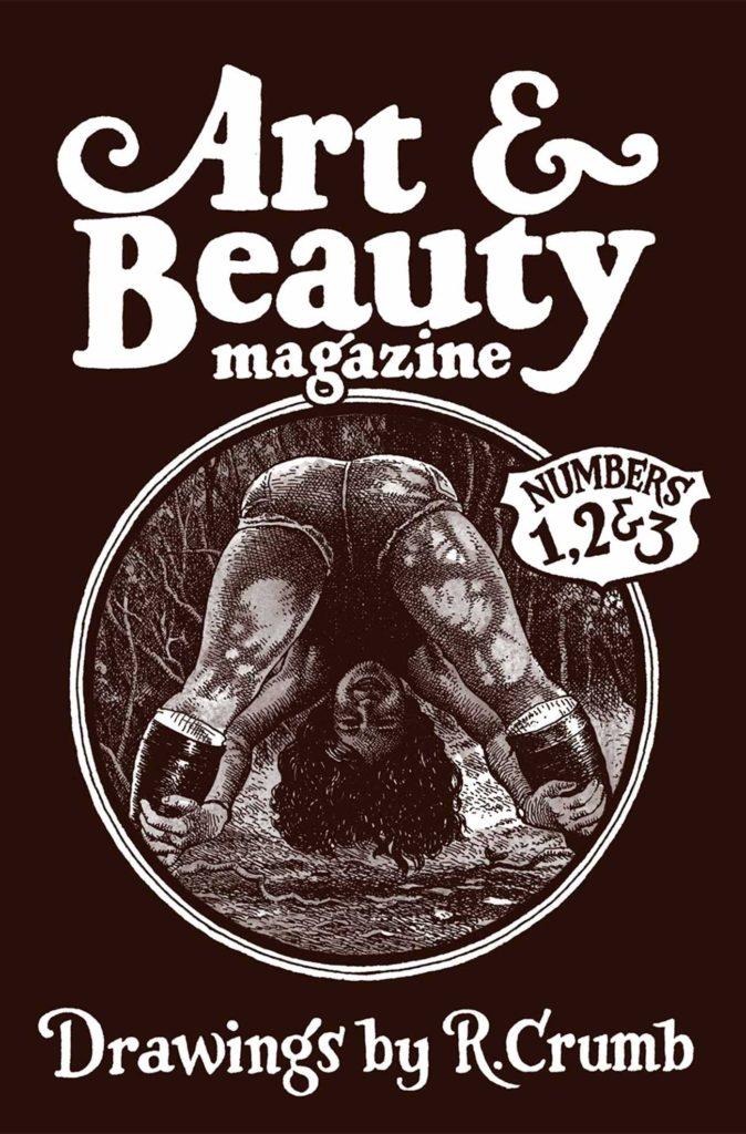 Art & Beauty Magazine: Drawing by R. Crumb