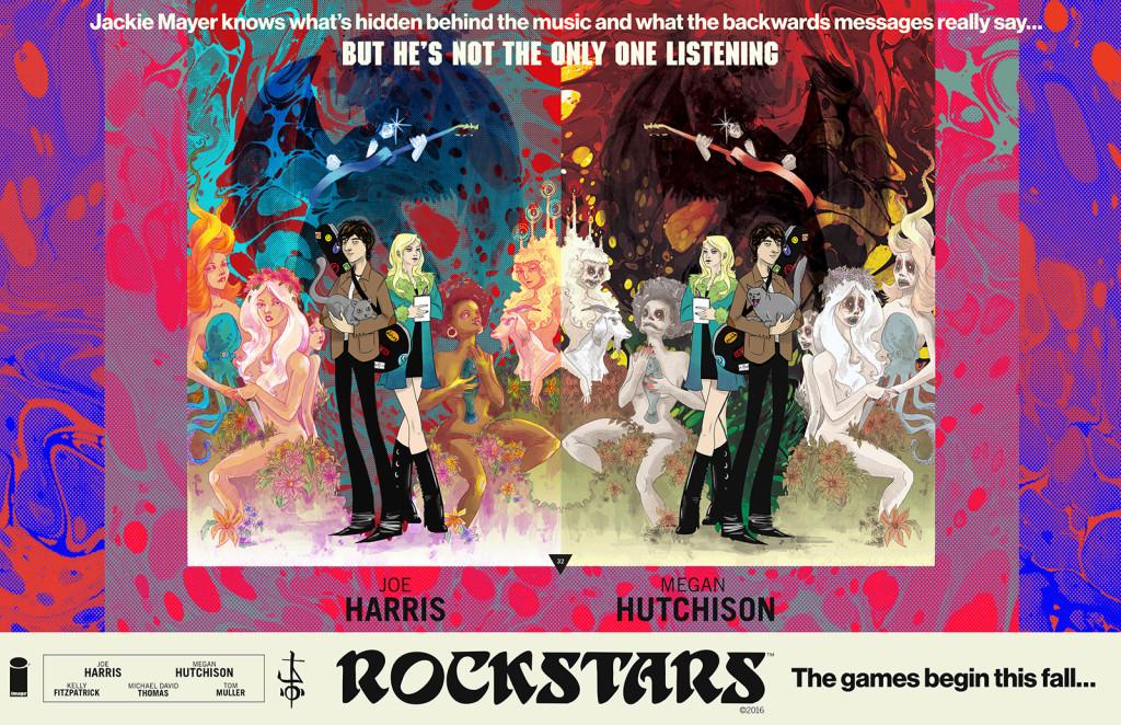 ROCKSTARS by Joe Harris & Megan Hutchison