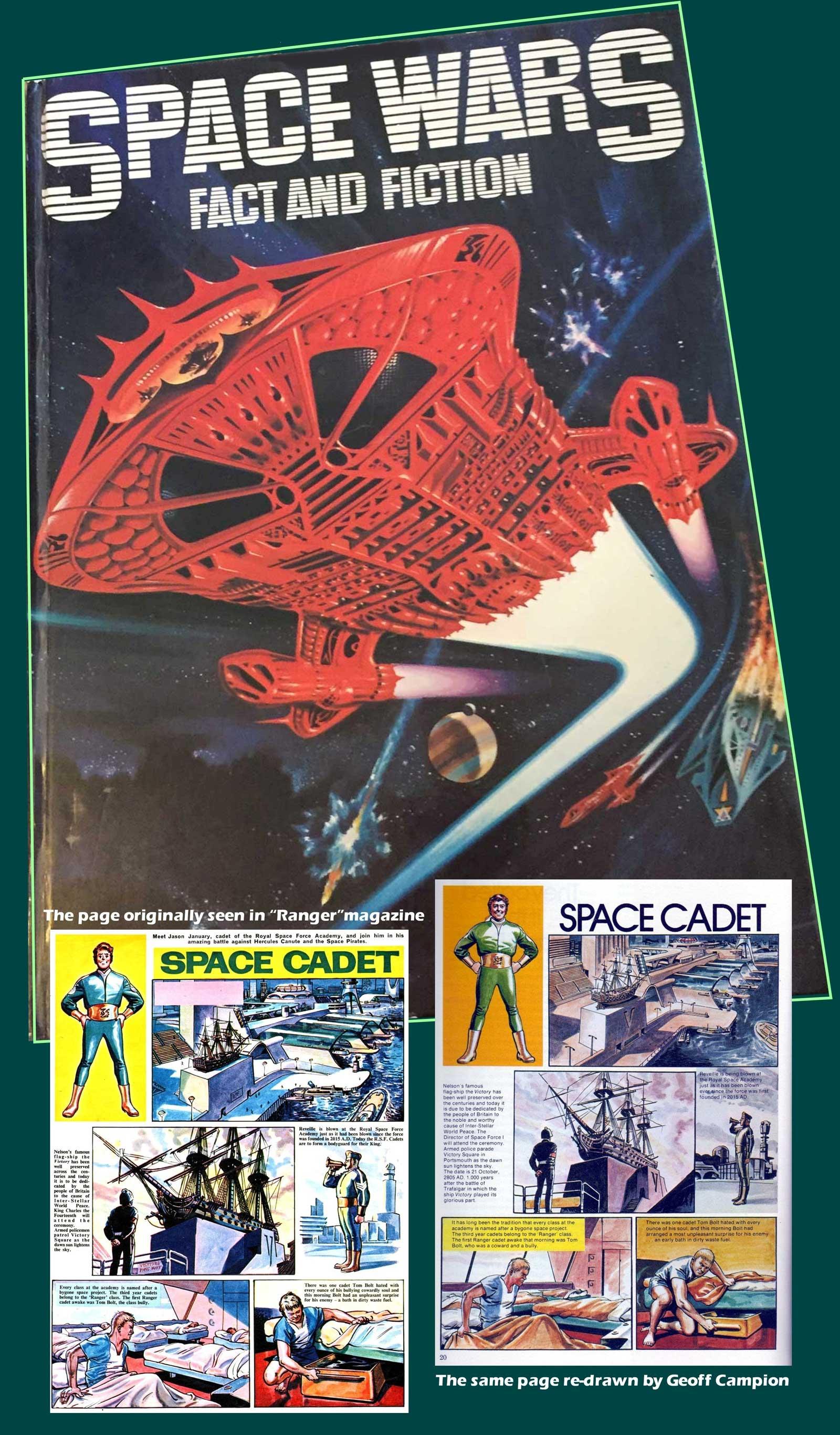 Eagle Daze 9: Space Wars