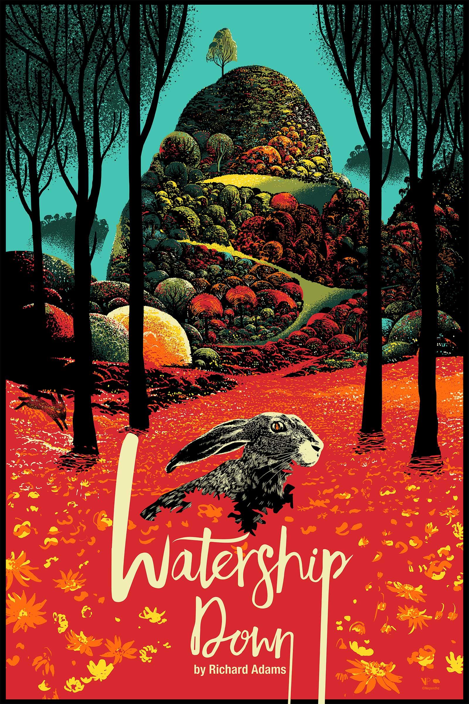 Watership Down Poster - Radi71