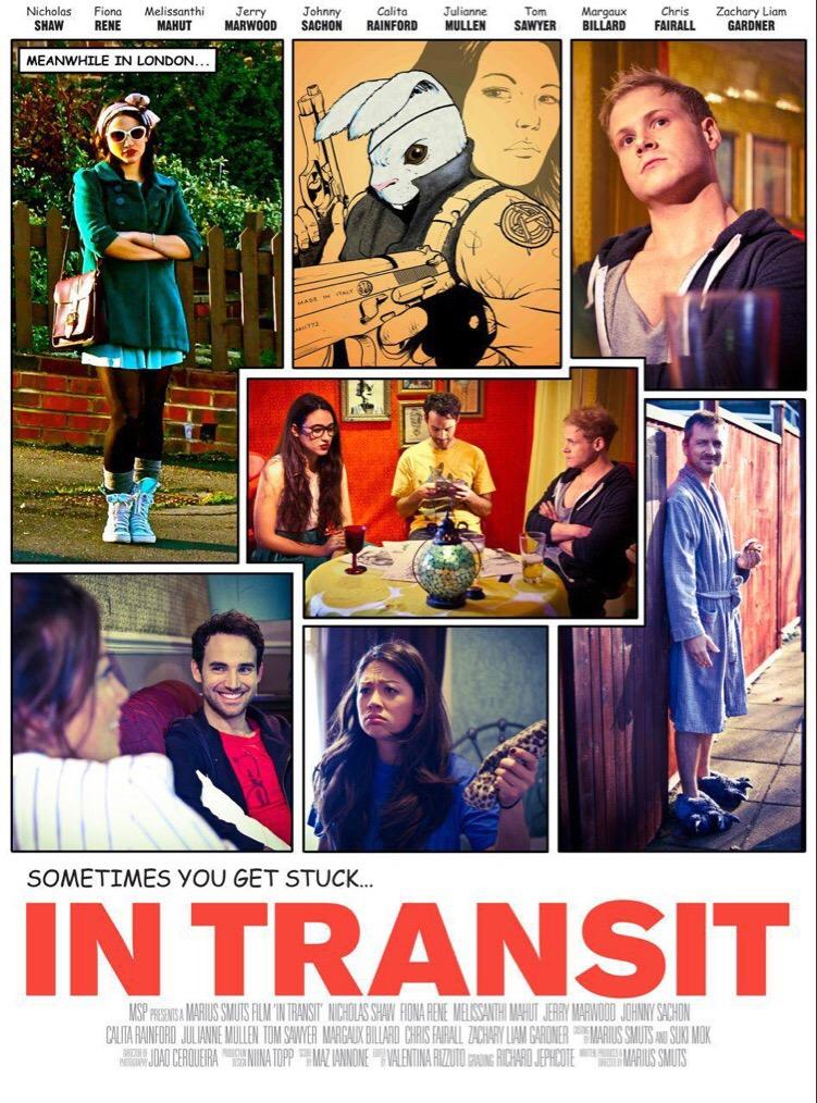 In Transit Film Poster