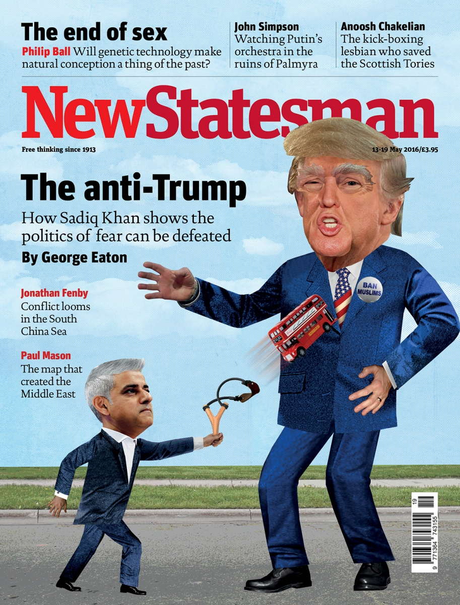 New Statesman Magazine 2016