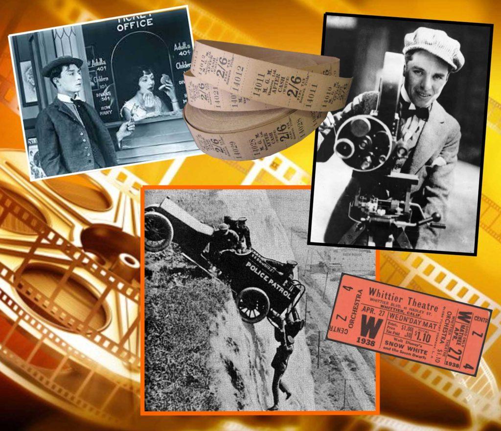 Eagle Daze 10: Montage of 1930s Movies