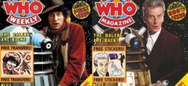 Thank You, Doctor Who (Magazine) – You Kickstarted My Comics Career