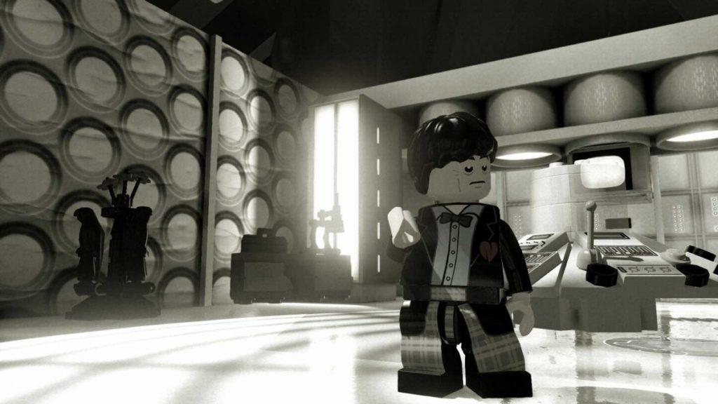 Doctor Who - LEGO Dimensions - The Second Doctor