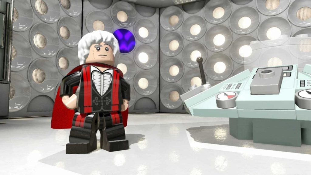 Doctor Who - LEGO Dimensions - The Third Doctor