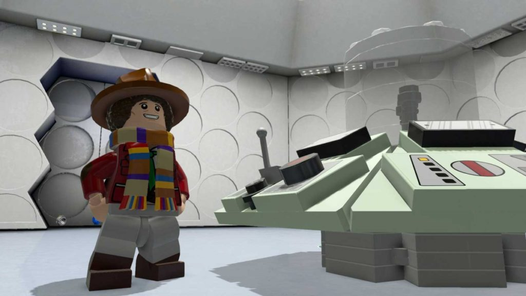 Doctor Who - LEGO Dimensions - The Fourth Doctor