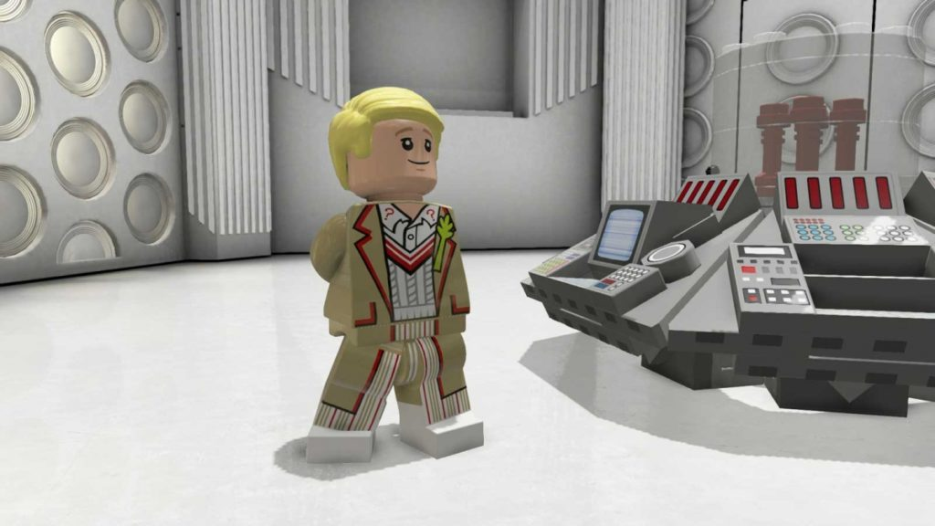 Doctor Who - LEGO Dimensions - The Fifth Doctor