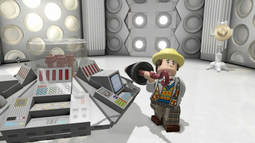 Doctor Who - LEGO Dimensions - The Seventh Doctor