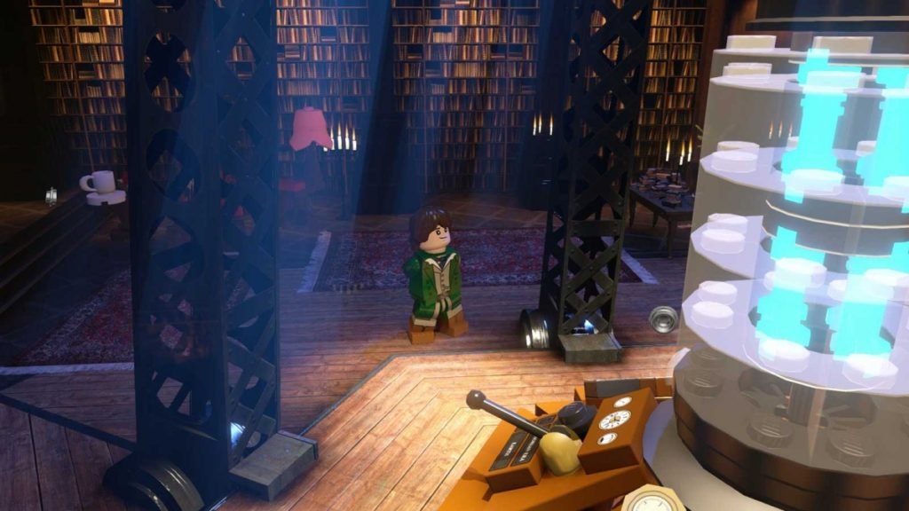 Doctor Who - LEGO Dimensions - The Eighth Doctor